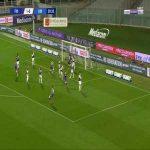 Fiorentina 2-0 Udinese - Nikola Milenkovic 21'
