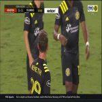 Houston Dynamo 1-[1] Columbus Crew - Victor Cabrera OG 67'