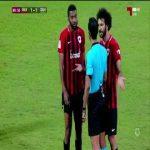 Luiz Martin (Lekhwiya) headlock tackle vs Al Rayyan