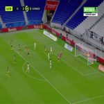 Lyon 4-0 Monaco - Karl Toko Ekambi 44'
