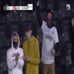 Philadelphia Union [2] - 0 Toronto FC : McKenzie 34'