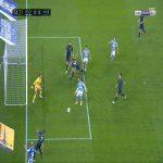Real Sociedad 1-0 Huesca - Mikel Oyarzabal penalty 34'