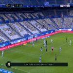Real Sociedad 1-[1] Huesca - Rafael Mir Vicente 46'