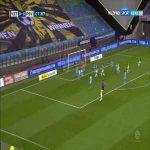 Vitesse 1-0 PSV - Jacob Rasmussen 8'