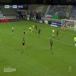 Waalwijk 1-0 Feyenoord - Cyril Ngonge 50'