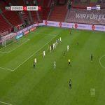 Bayer Leverkusen [2]-1 Augsburg - Lucas Alario 74'