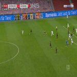 Bayer Leverkusen [3]-1 Augsburg - Moussa Diaby 90'+4'