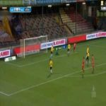 Go Ahead Eagles 6-0 NAC Breda - Antoine Rabillard 48'