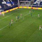 Atalanta [1]-2 Ajax - Duvan Zapata 54'
