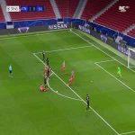 Atlético Madrid 1-[1] RB Salzburg - Dominik Szoboszlai 40'