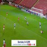 Barnsley 3-0 QPR - Yoann Barbet OG 64'