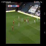 Blackburn 0 - [1] Reading - Yakou Meite [9 seconds]