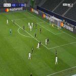 Monchengladbach 2-[1] Real Madrid - Karim Benzema 87'