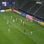 Monchengladbach 2-[2] Real Madrid - Casemiro 90'+3'