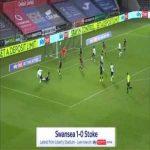 Swansea 1-0 Stoke - Jay Fulton 30'