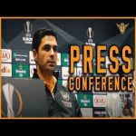 Arsenal v Dundalk | Mikel Arteta press conference || Europa League 2020/21