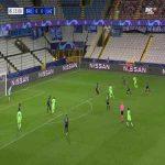 Club Brugge 0-1 Lazio - Joaquin Correa 14'