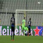 Club Brugge [1]-1 Lazio - Hans Vanaken penalty 42'