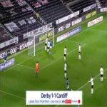 Derby 1-[1] Cardiff - Kieffer Moore 77'
