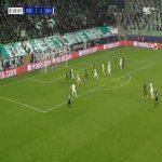 Ferencvaros [2]-2 Dynamo Kiev - Franck Boli 90'