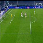Juventus 0-1 Barcelona: Szczesny double-save 35'
