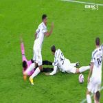 Juventus 0 - [2] Barcelona - Lionel Messi penalty 90+1'