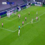 Morata goal vs. Barcelona disallowed for offside 54'