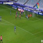 Real Oviedo 1-[1] UD Logroñés - Leonardo Ruiz 48'
