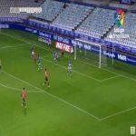 Real Oviedo 1-[2] UD Logroñés - Leonardo Ruiz 50'