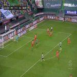 Sporting [2]-1 Gil Vicente - Tiago Tomas 84'