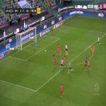 Sporting [3]-1 Gil Vicente - Pote 90'+6'