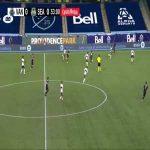 Vancouver Whitecaps 0-1 Seattle Sounders - Raul Ruidiaz 54'