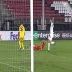 AZ Alkmaar 1-0 Rijeka - Teun Koopmeiners penalty 6'