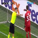 Gent 0-1 Hoffenheim - Ishak Belfodil PK 36'