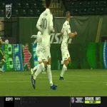 Portland Timbers 1-0 Los Angeles Galaxy - Jaroslaw Niezgoda 6'