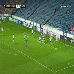Rangers [1]-0 Lech Poznan: Alfredo Morelos 68'