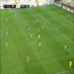Sivasspor 1-[2] Maccabi Tel Aviv - Dor Peretz 74'