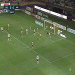 Vegalta Sendai 0-(1) Vissel Kobe - Kyogo Furuhashi nice goal