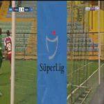 Karagumruk 3-0 Erzurum BB - Badou Ndiaye 45'+4'