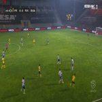 Paços Ferreira 1-0 FC Porto - Dor Jan 11'