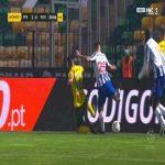 Paços Ferreira 2-[1] FC Porto - Sergio Oliveira penalty 45'+7'