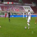 Augsburg [2]-1 Mainz - André Hahn 80'