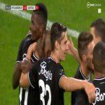 Borussia Mönchengladbach 1-0 RB Leipzig - Hannes Wolf 60'