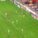 Shandon Luneng (5)-2 Hebei China - Graziano Pelle goal