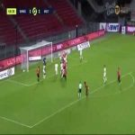 Stade Rennais [2]-1 Stade Brestois 29 - Nayaf Aguerd 70'