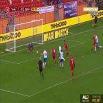 Anton Shunin (Dinamo Moscow) penalty save against Tambov 90'+9'