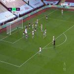 Aston Villa 0 - [1] Southampton - Jannik Vestergaard 20'