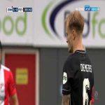 FC Emmen 1-[1] Feyenoord - Mark Diemers PK 40'