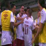 Fortaleza 0:1 Fluminense: Wellington Silva 75'