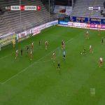 Freiburg 1-[2] Bayer Leverkusen - Lucas Alario 42'